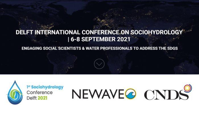 Let's talk about #sociohydrology