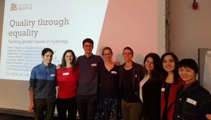Quality through Equality – tackling gender issues in hydrology