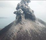 The collapse of Anak Krakatau volcano: a scenario envisaged