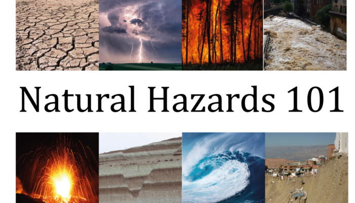 Natural Hazards 101: Forecasting and modelling