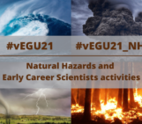 #vEGU21: Gather Online – Get ready for the Natural Hazards and ECS activities
