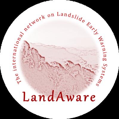 LANDAWARE: the international network on landslide early warning systems