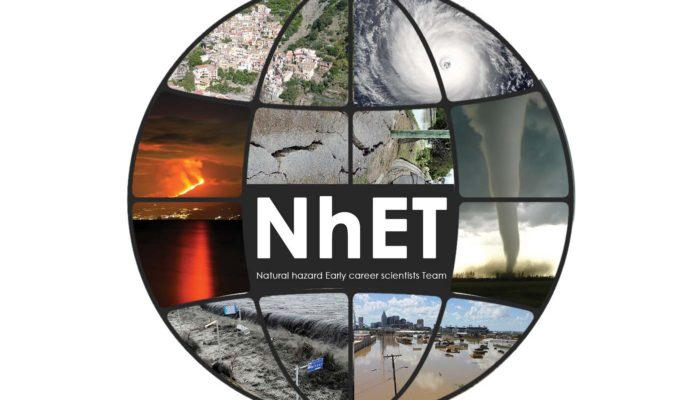 Meet and greet with the Natural hazards Early career scientists Team – NhET