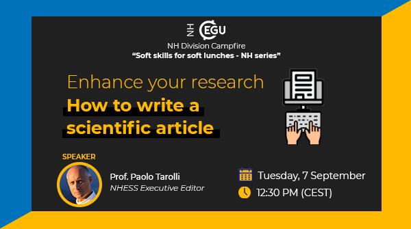 The road to successful scientific writing for early-career scientists