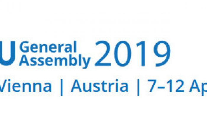 #EGU19 program is ready! Are you ready for it?