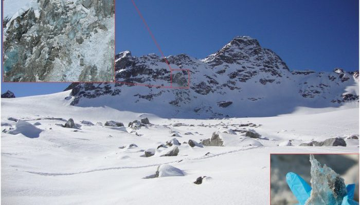 Alpine rock instability events and mountain permafrost