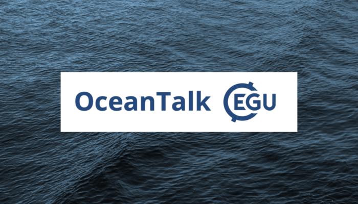 OceanTalk with Frédéric Le Moigne