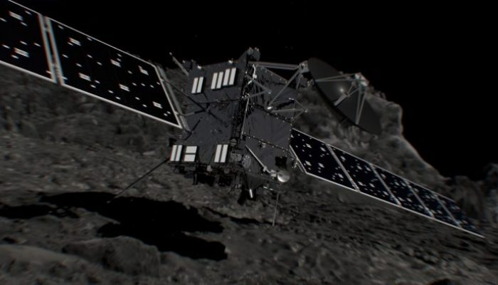 [ECS Interview] On the surface of Churyumov-Gerasimenko with Philae and Anthony