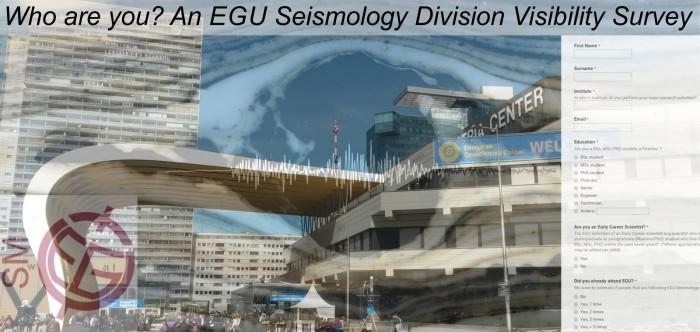 Who are you? An EGU Seismology Division Visibility Survey