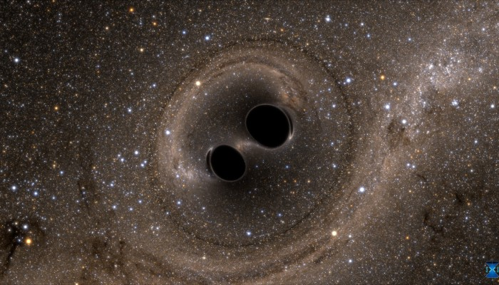 Listen to the … massive black hole merger song!