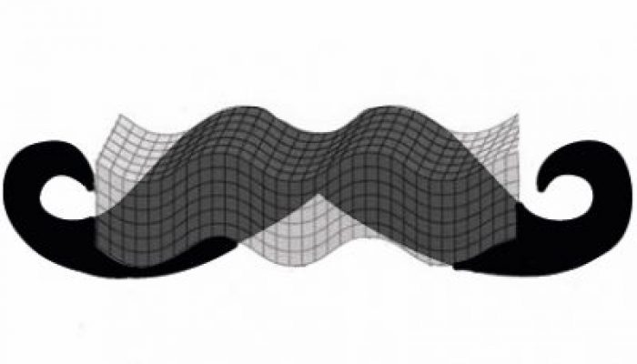 MOVEMBER! Cancer awareness and seismology.