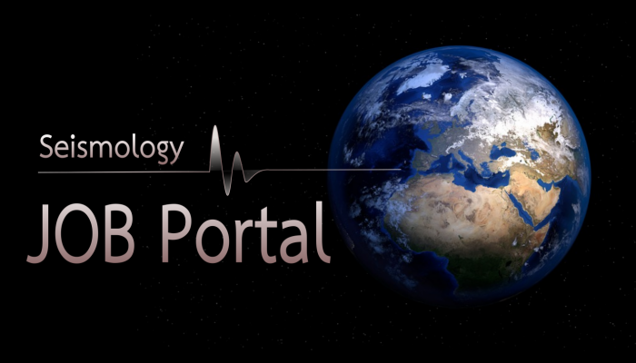 Seismology Job Portal