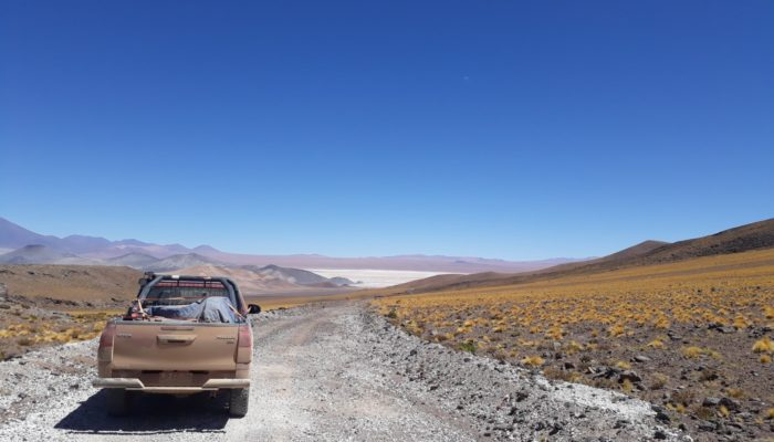 SENSORChat: The challenges of the Chilean seismologists in the Atacama desert