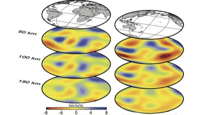 Paper of the Month — Mapping the upper mantle