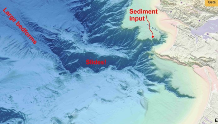 Sediment in the deep ocean, Part 1: flows that shape the seafloor.
