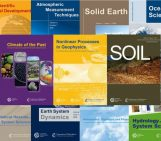 Science results: special issues derived from EGU-Soil System Science sessions