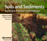 TOP-30 papers in the TOP-10 journals of the SOIL SCIENCES category (and X): JOURNAL OF SOILS AND SEDIMENTS