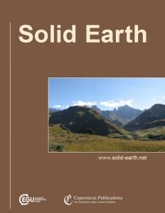 Solid Earth cover.