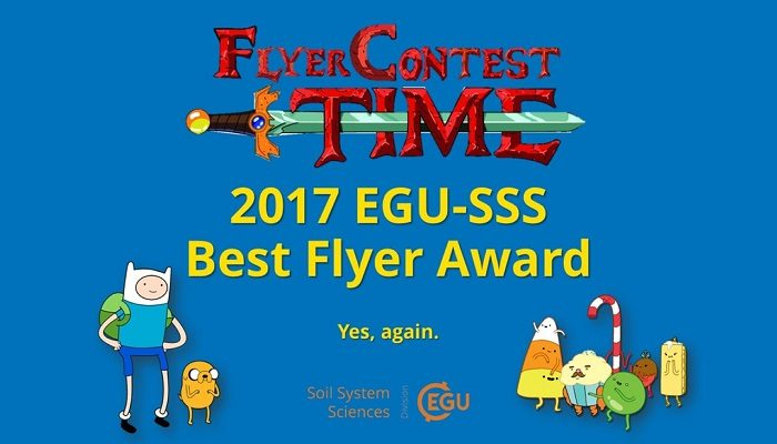 2017 SSS Best Flyer Award rules for cool conveners