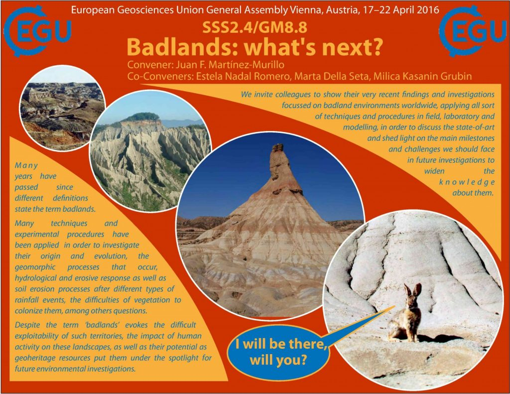 Best SSS Flyer 2016: Badlands: what's next?