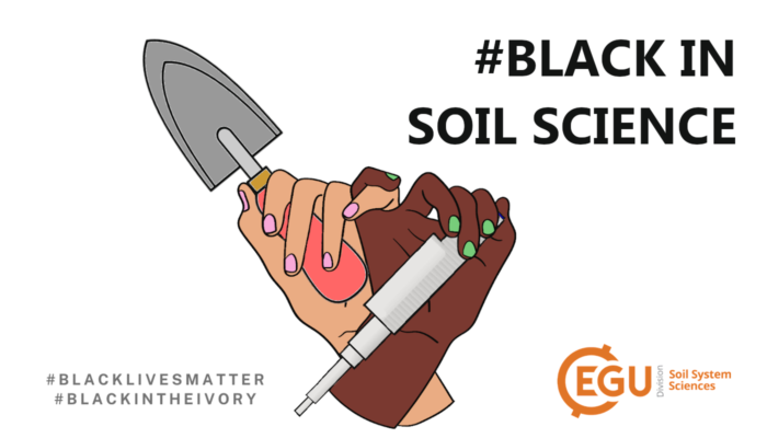#Black in Soil Science