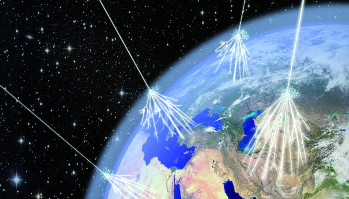 Cosmic rays – messengers from space