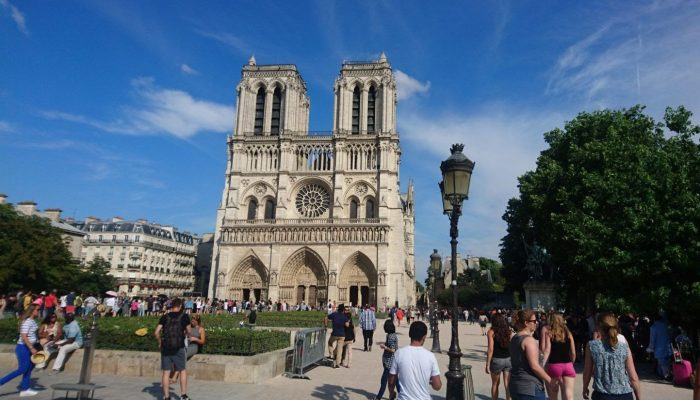 Paris: From quarry to catacombs