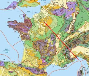 Tectonics And Structural Geology Paris From Quarry To Catacombs