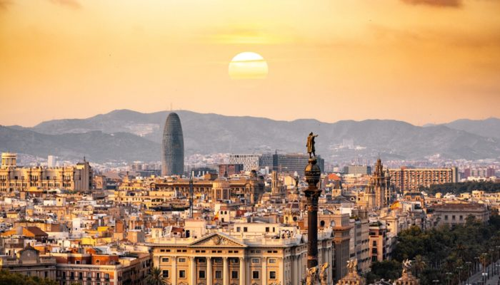From Mountains to Modernists: the geological foundations and inspirations of Barcelona