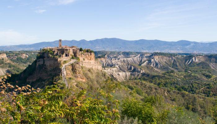 Civita di Bagnoregio – the dying town