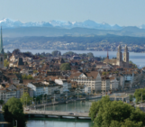 Zürich: surrounded by a geologist's playground