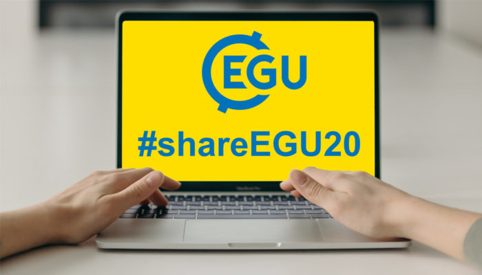 #ShareEGU20: How to turn your research into an attractive display