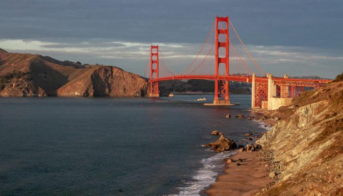San Francisco: Where the Plates Meet