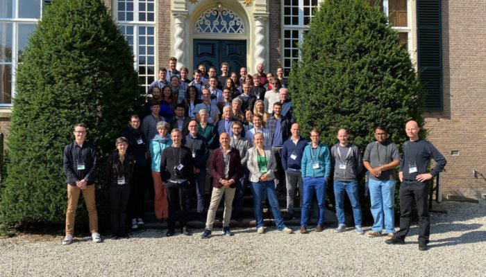 GeoMod 2021 in Utrecht: connecting on-site and online