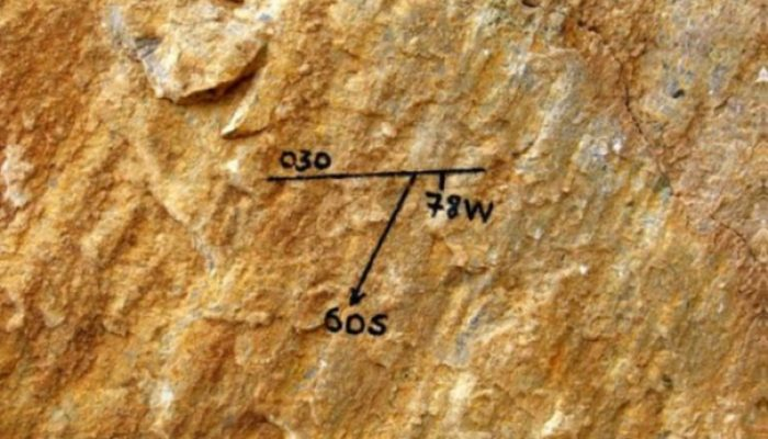 FEATURES FROM THE FIELD: SLICKENSIDE LINEATIONS
