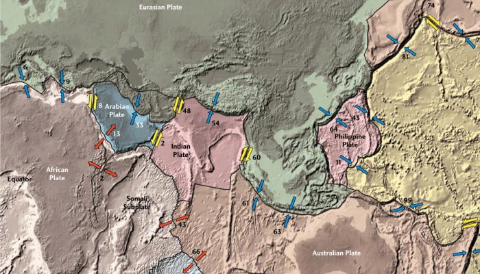 Meeting Plate Tectonics – Eric Calais