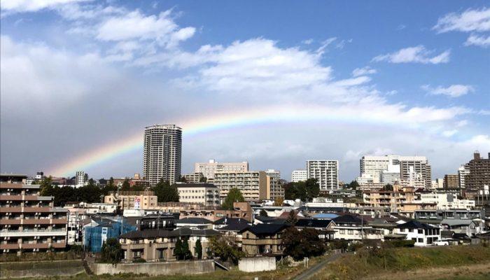 Sendai, living on the edge!