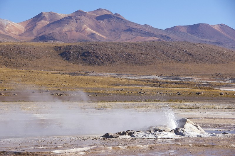 El Tatio Geyser Field by Simon Gascoin, distributed by EGU under a Creative Commons licence.