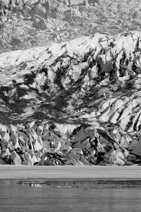"""Mendenhall Glacier"" by Daniele Penna, distributed by the EGU under a Creative Commons licence."