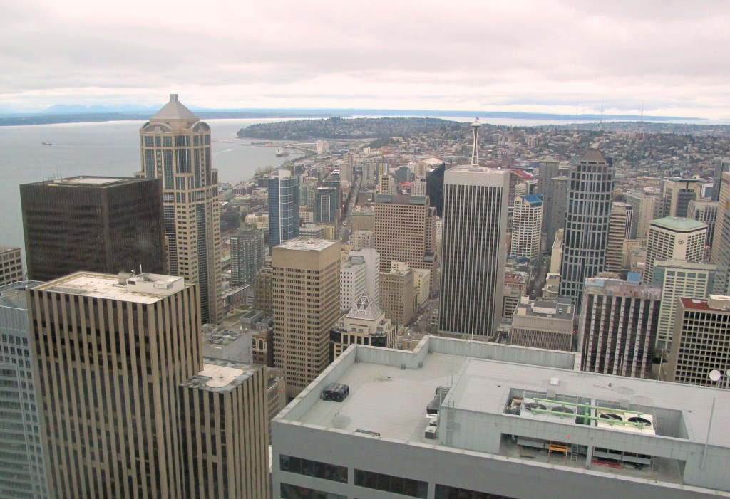 Downtown Seattle's population grew by 4.25% from 2010 to 2012. (Credit: Edvard Glücksman)