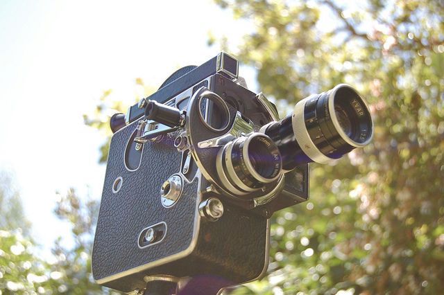 Okay, so the kind of cameras you'll be using are a little more advanced than this, but it looks good, right? (Credit: Flickr user Issac)