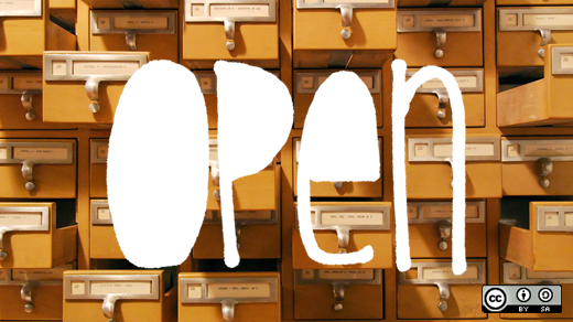 Free the work from your desktop folders. (Credit: opensource.com)