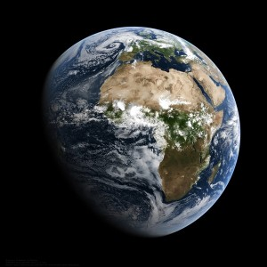 The Northern Hemisphere (Credit: Maximilian Reuter, www.imaggeo.eu)