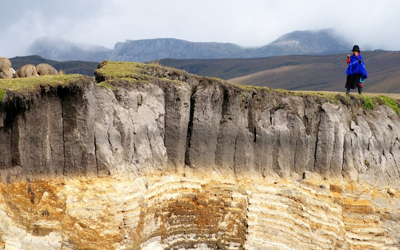 Paramo Soil. (Credit: Martin Mergili,via imaggeo.egu.eu)