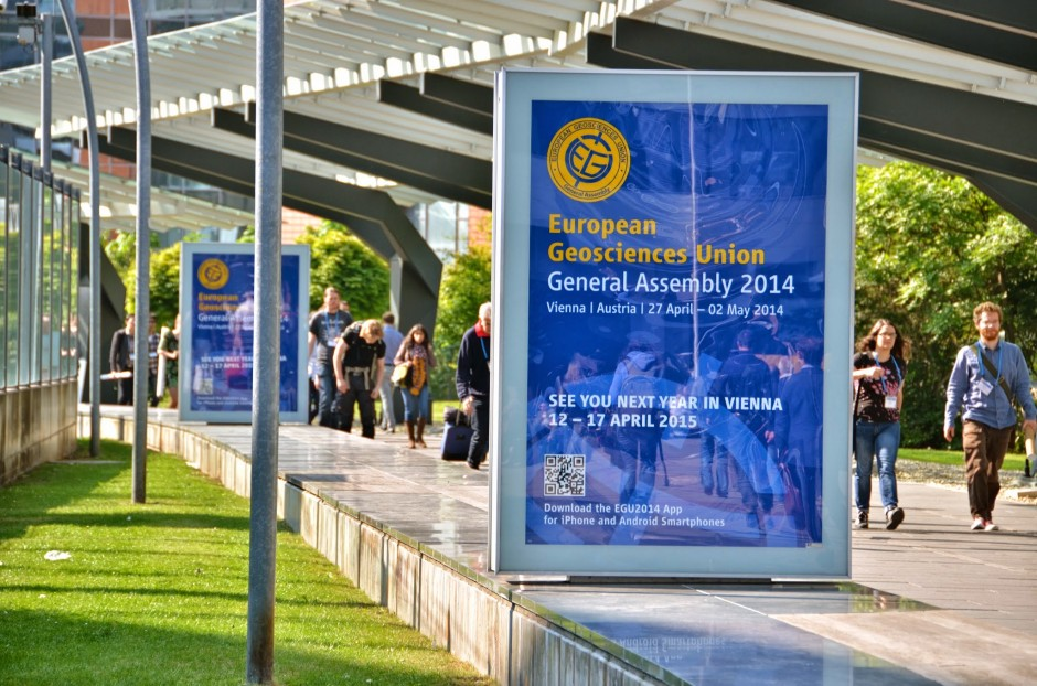 See you next year!  (Credit: Stephanie McClellan/EGU)