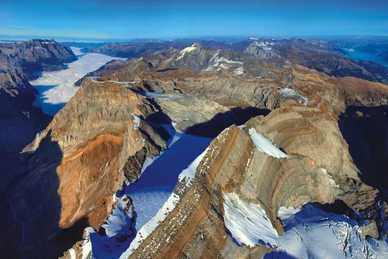 Glarus Alps. (Credit: Kurt Stüwe, via imaggeo.egu.eu