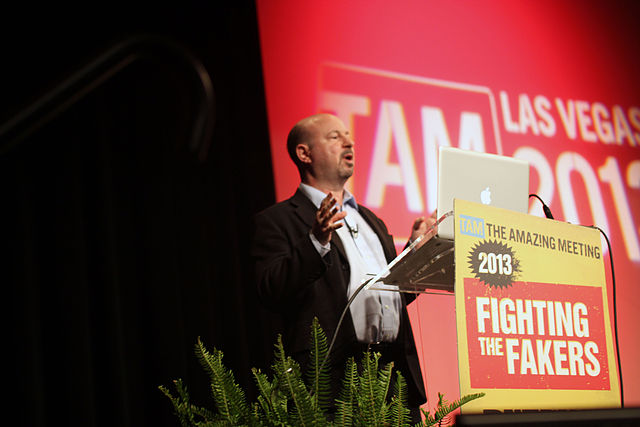 Dr Michael Mann: fighting the fakers (Photo Credit: Reason4Reason via Wikimedia Commons)