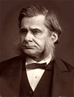 Thomas Henry Huxley: Communicating for Science  (Photo Credit: Lock & Whitfield [Public domain], via Wikimedia Commons)