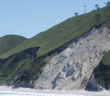 Imaggeo on Mondays: Landslide on the Cantabrian coastline