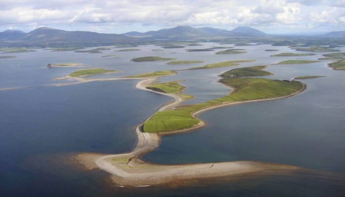 Imaggeo on Mondays: Drumlins Clew Bay
